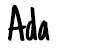 Ada Signature